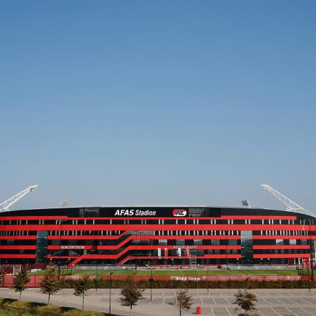 Rondleiding AFAS stadion